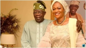 Uproar as Remi Tinubu's 60th birthday photo album takes over Nigerian Newspapers